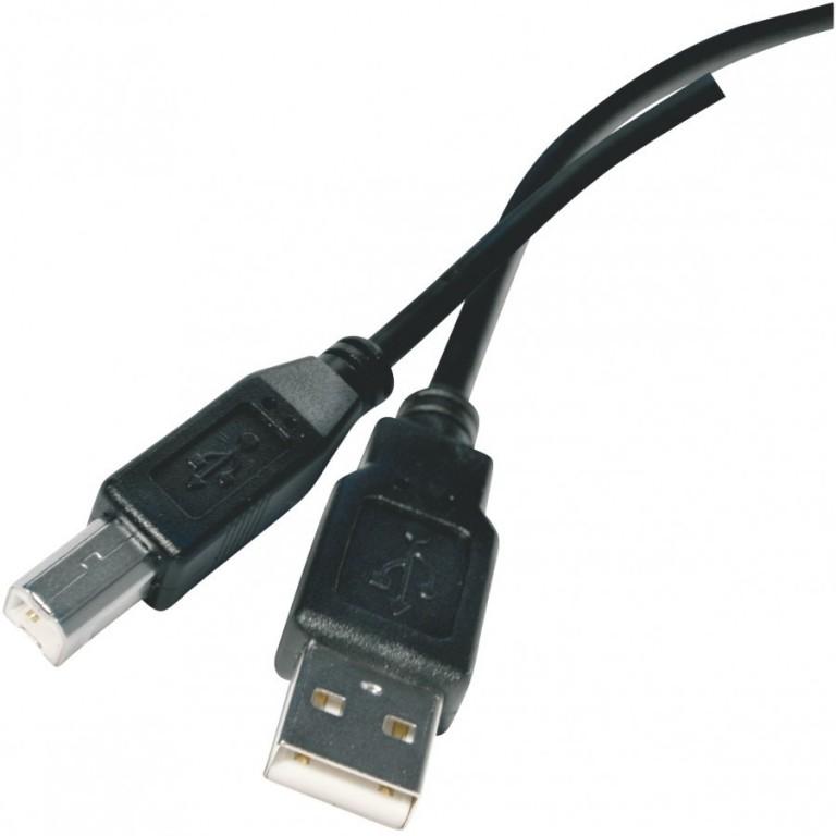USB 2.0 A/M - B/M 2M - SD7202