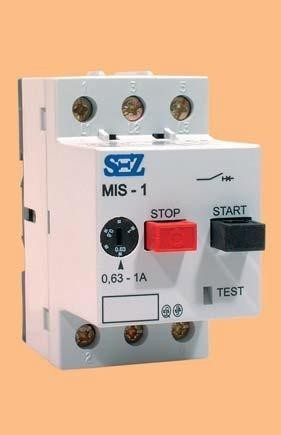 Motorový spouštěč 2,5-4A SEZ MIS-4 - MIS/700040