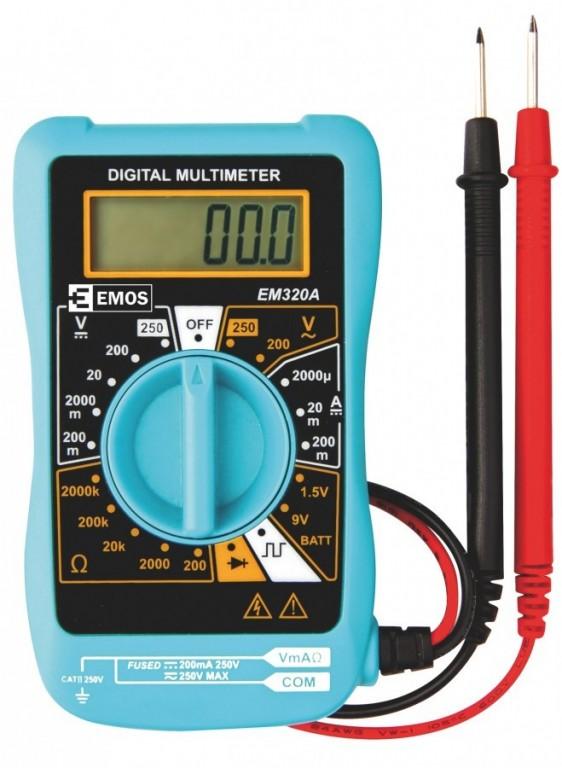 Multimetr EM320A - M0320