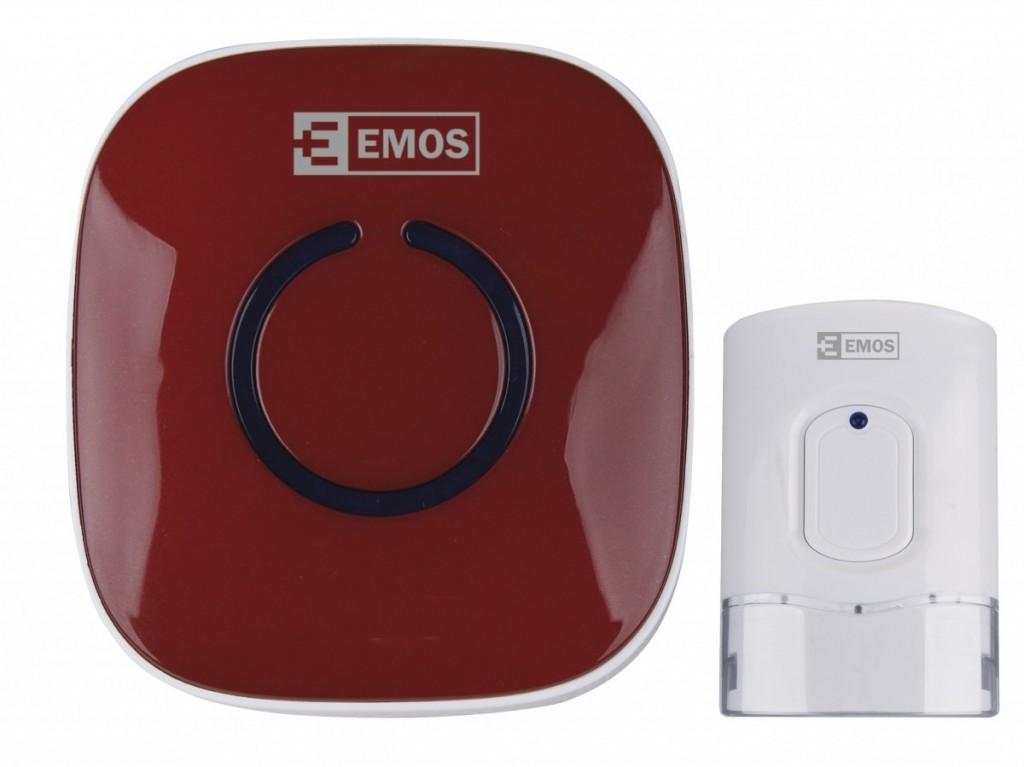 Domovní bezdrátový zvonek 838R - P5718R