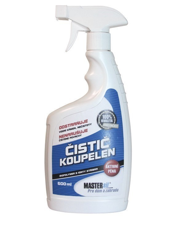 Čistič koupelen 600ml spray