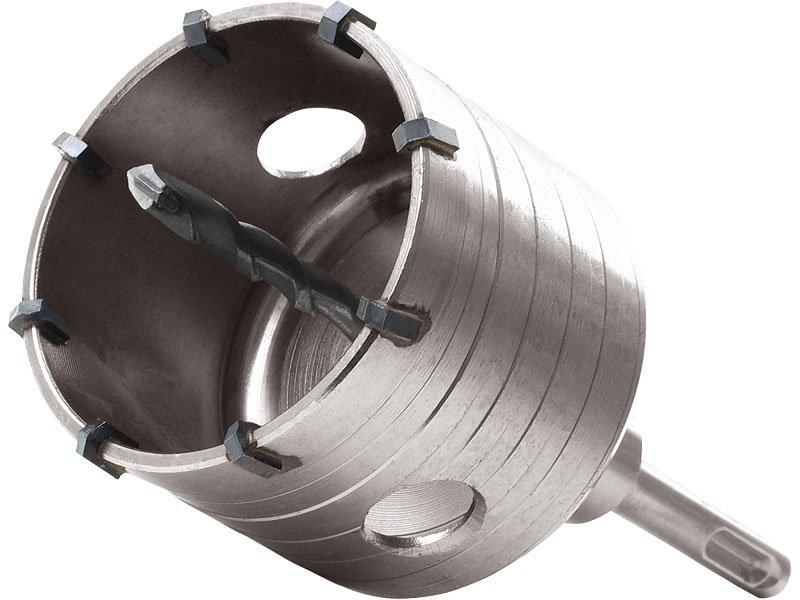 Vrták SDS PLUS korunkový 73mm EXTOL - 26002 délka 100mm