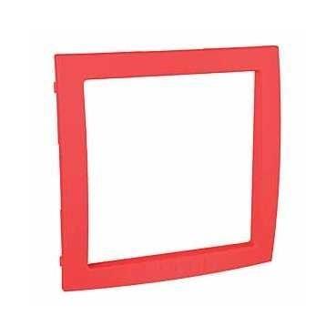Unica Colors, dekorativní rámeček - ROJO MGU4.000.43