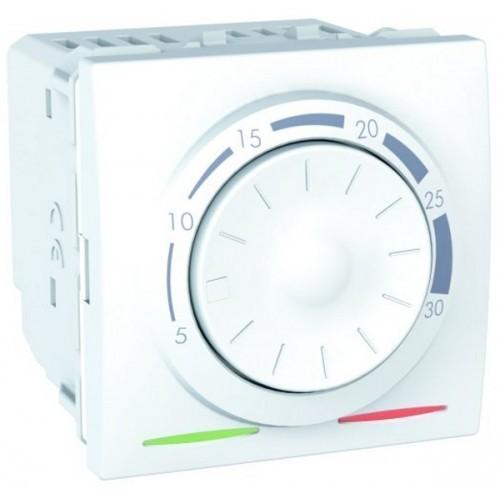 Unica termostat - 230V AC - 2 mod. - POLAR - MGU3.501.18