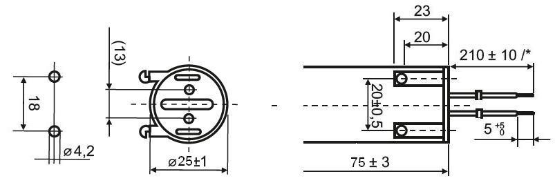 Kompenzační kondenzátor LPC 0080022