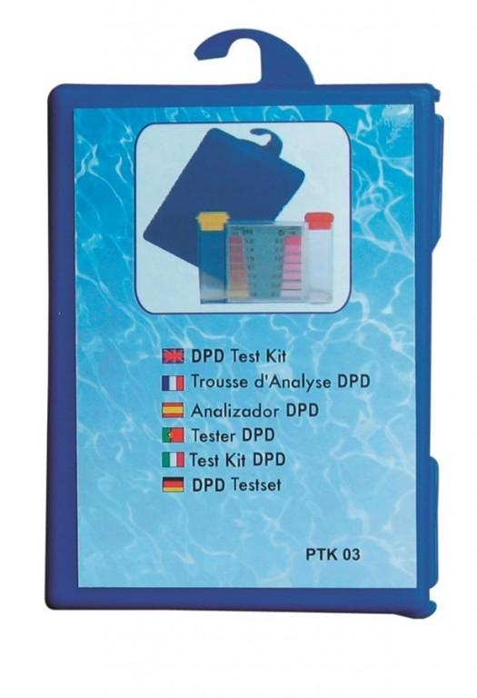 Tester vody pH a Cl tabletový MASTERsil