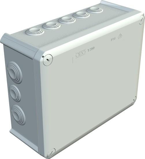 Krabice OBO T 250 - 2007109 - násuvné těsnění