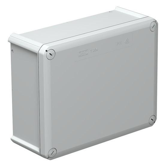 Krabice OBO T 250 OE - 2007287 - uzavřená