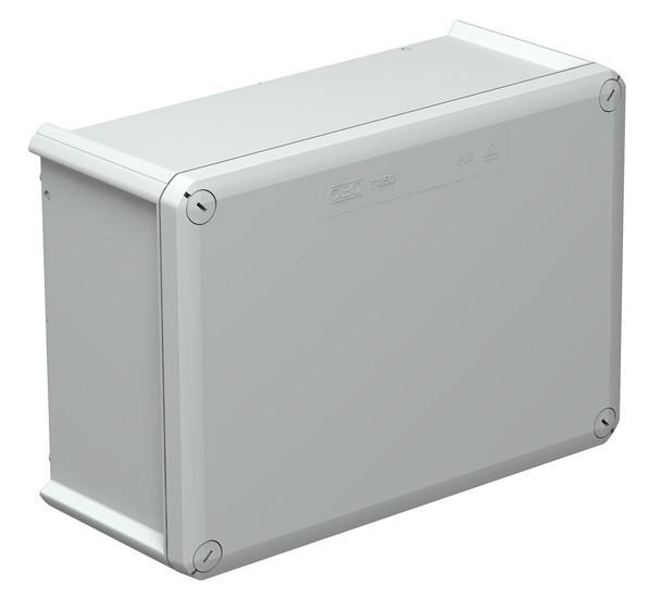 Krabice OBO T 350 OE - 2007303 - uzavřená