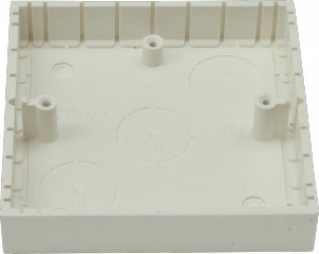Panelová krabice SEZ 6480-10 jednoduchá prázdná bez víčka