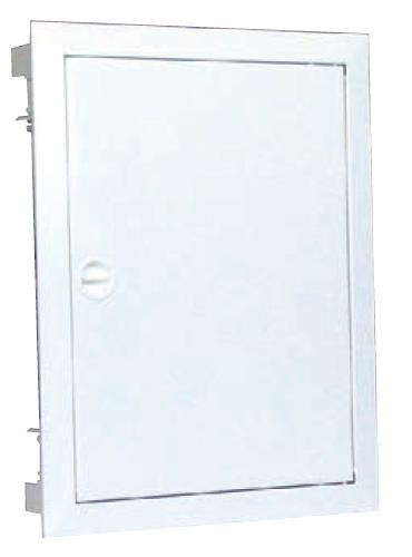 Rozvodnice pod omítku, ocelové dveře KLV-36UPS-F - 178818
