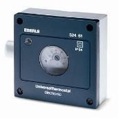 Termostat EBERLE AZT-I-524410 -15 až +15°C 1P 10A 230V