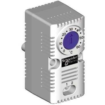 Termostat NSYCCOTHO 0-60st. pro ventilátory