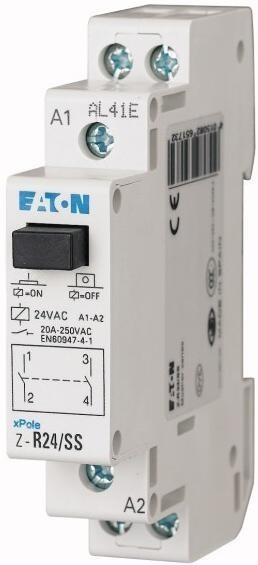 Instalační relé EATON Z-R24/SS - 265173