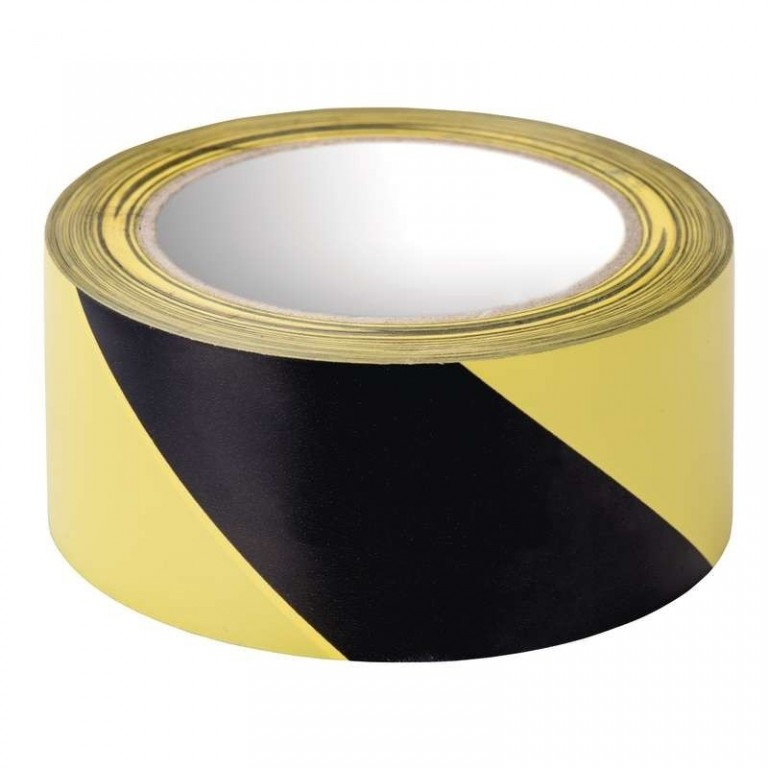 Vyznačovací páska 50mm / 20m samolepící - F6033