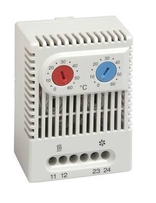 Termostat duální STEGO ZR 011 0 až +60°C 01172.0-00