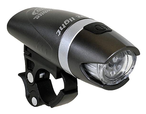 Přední svítidlo SMART BL-184 WW - 2W černé - SV690