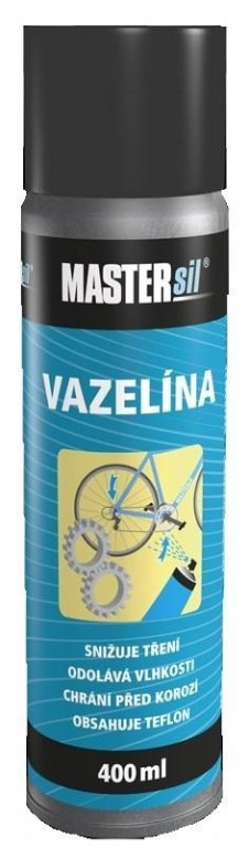 Vazelína - spray 400ml MASTERsil