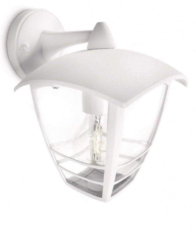 Philips venkovní svítidlo 15381/31/16 E27 60W IP44 bílá