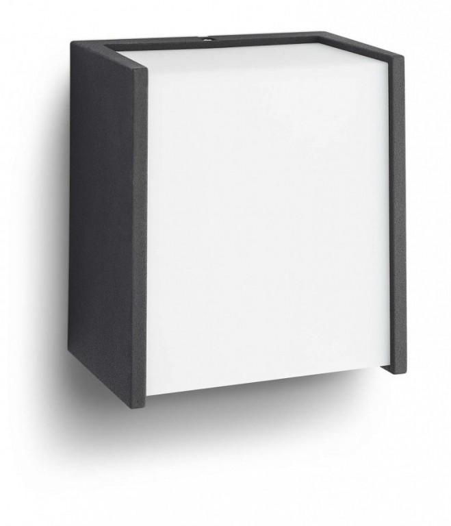 Philips venkovní svítidlo 17302/30/16 3,5W LED IP44 černá