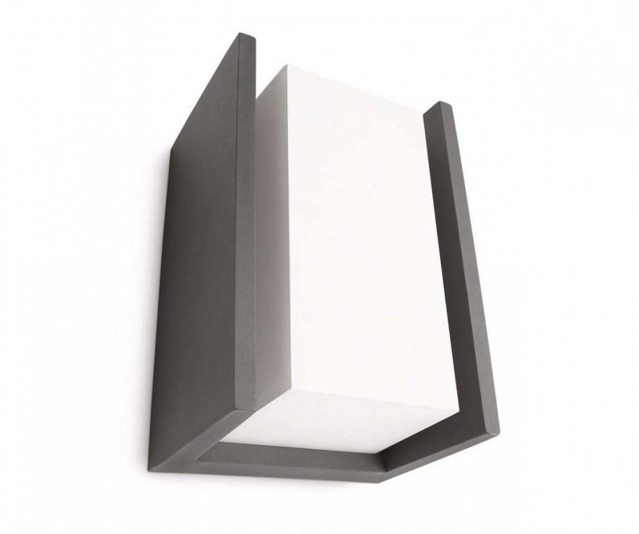 Venkovní svítidlo 16351/93/16 E27 1x15W IP44 antracit šedá