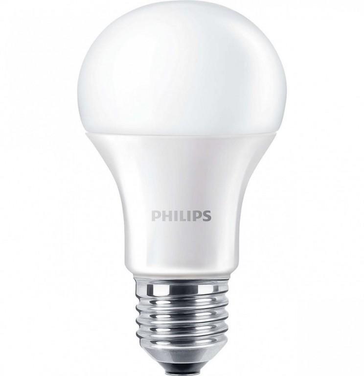 PHILIPS CorePro LEDbulb 11-75W E27 827 - teplá bílá
