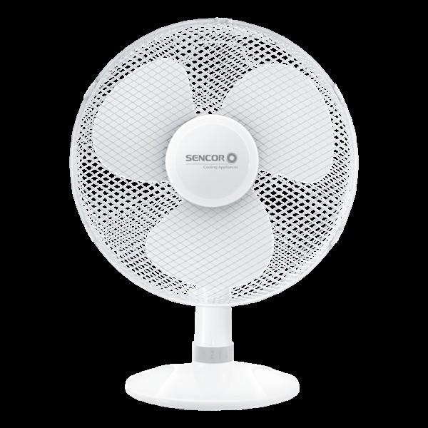 Stolní ventilátor 40cm Sencor SFE 4030WH